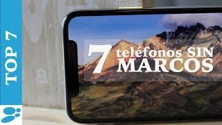 7 teléfonos sin marcos: TOP teléfonos de pantalla infinita
