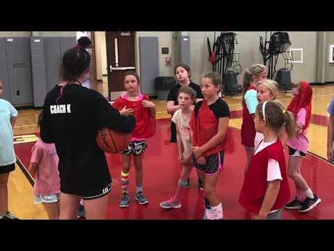 Fayette Academy Elementary Basketball Camp 2021