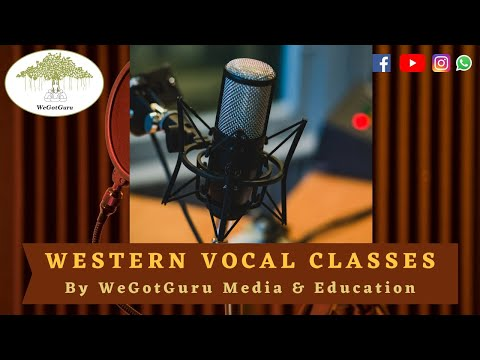 Rubina Teaches Western Vocals @WeGotGuru