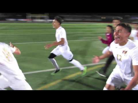 Bellflower Boys Soccer Wins CIF Championship 2017