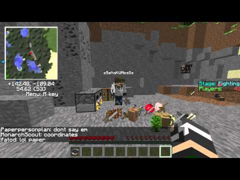 Caught a hacker on shotbow games