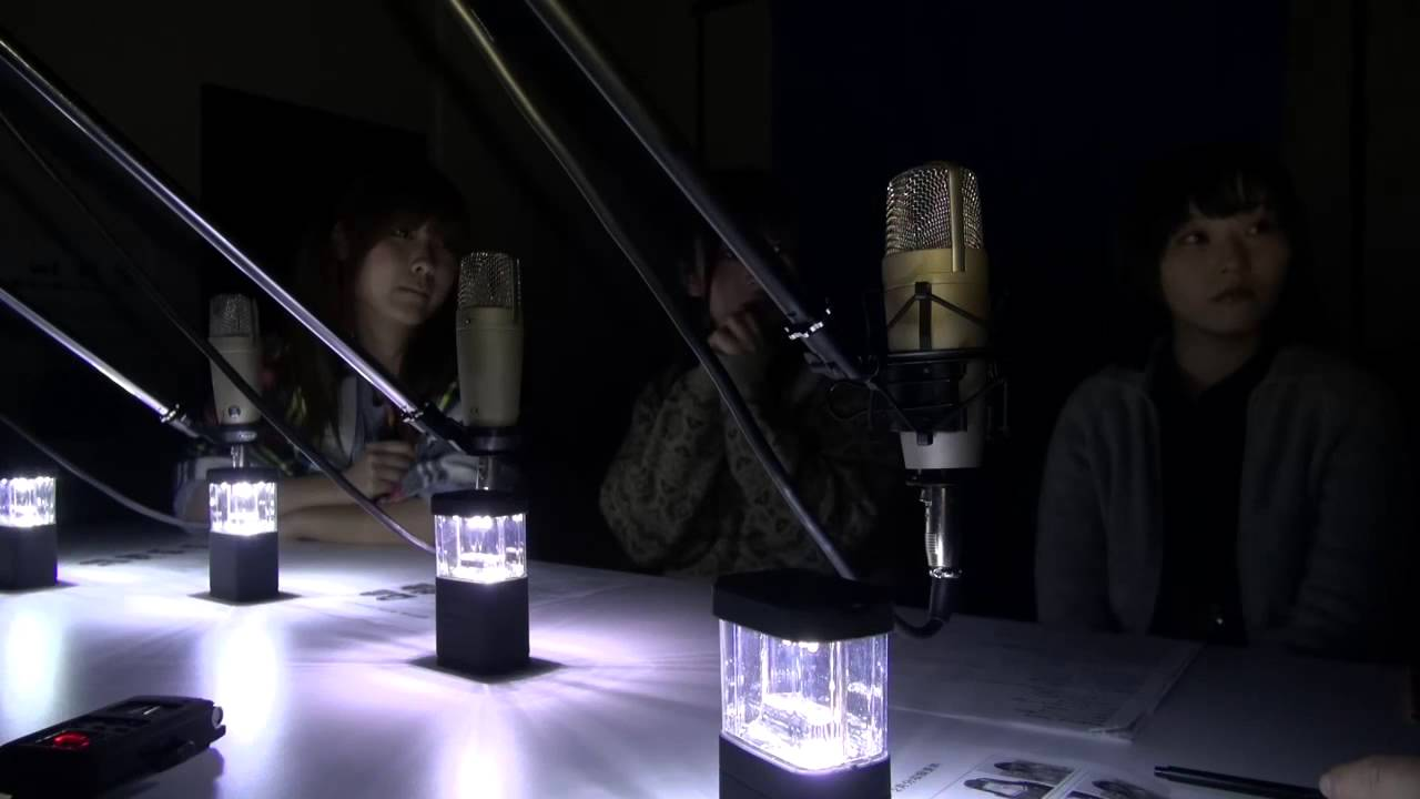 2014/no:04 真霊犯科帳_浦安瓦版(FMラジオ)放送開始記念動畫4!14 ...