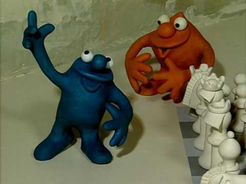 Knetfiguren Serie