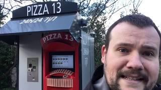 distributeur de pizzas 🍕 artisanales