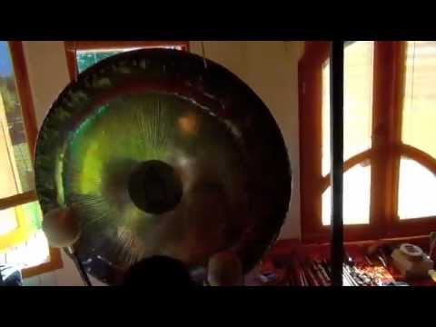 Gong Improvisation Master Training - Tom...