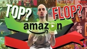 Amazon Prime Video im Test 2018 | Preis und Erfahrungen | Streamingangebot im Test