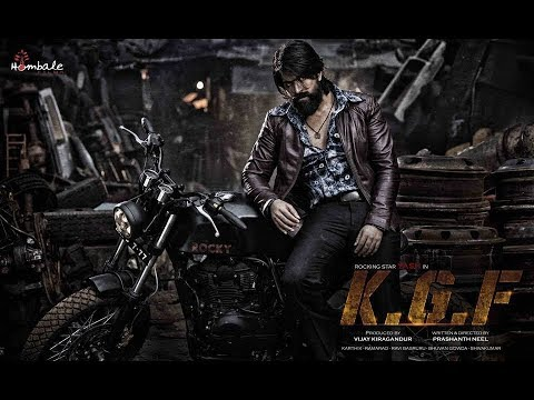 Kgf Kannada Official Teaser 2018 Rocking Star Yash Prashanth