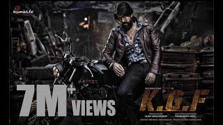 KGF Kannada Official Teaser (2018) | Rocking Star Yash , Prashanth Neel & Vijay Kiragandur