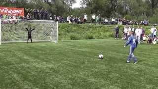 Carpathia Cup 2014. Фінал (пенальті) СДЮШОР Ужгород - Динамо Київ 2:4