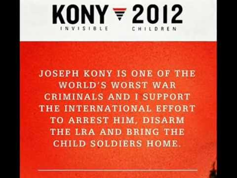 KONY 2012 - TIME FOR CHANGE