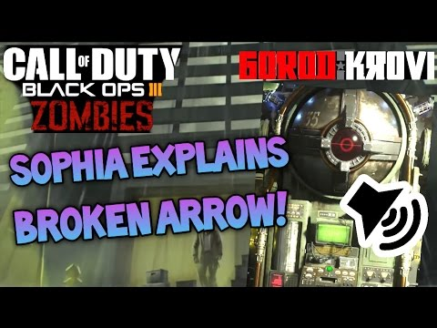 BROKEN ARROW CREATED NEW WORLDS! - Sophia Quotes in Gorod Krovi Explains Bo2 and Bo3 Zombies Story