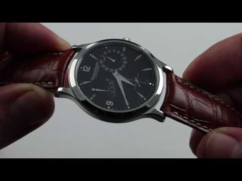 Pre-Owned Jaeger-LeCoultre Master Reserve de March Luxury Watch Review
