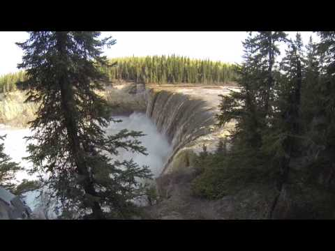 Louise falls Hay River NWT