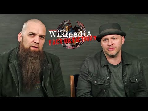 Three Days Grace - Wikipedia: Fact or Fiction?