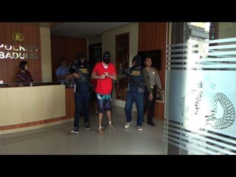 Bali police arrest US prisoner after five days on the run
