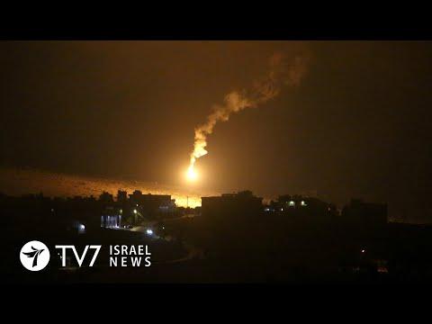 Israel-Hezbollah Exchange Fire;Gaza Terror Persists;Egypt-Iraq-Jordan Summit- TV7 Israel News 26.08.