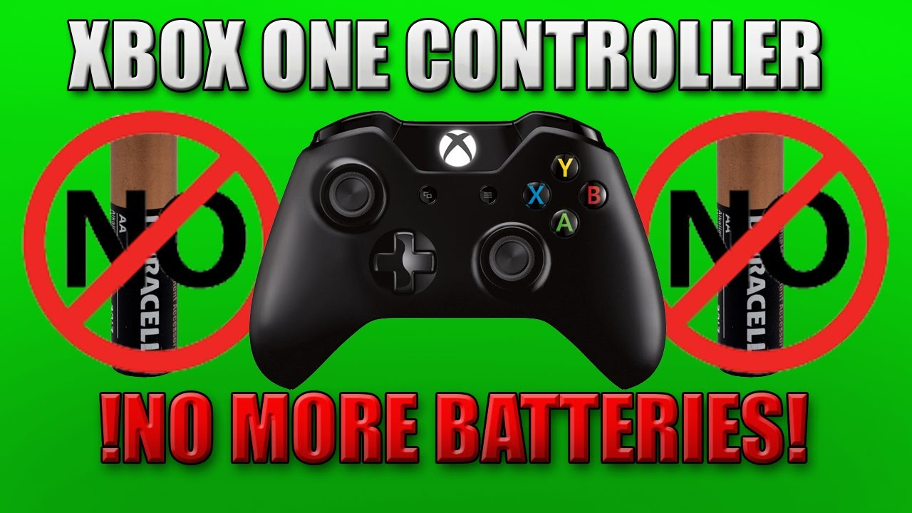 Xbox One Controller How To Get Infinite Battery Life