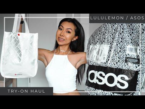 LULULEMON / ASOS TRY-ON HAUL