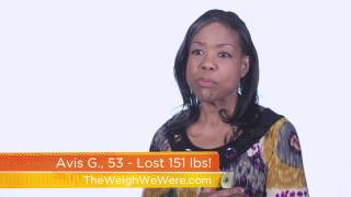 Prayer helped Avis Gold lose 151 pounds - Weight Loss Success Story
