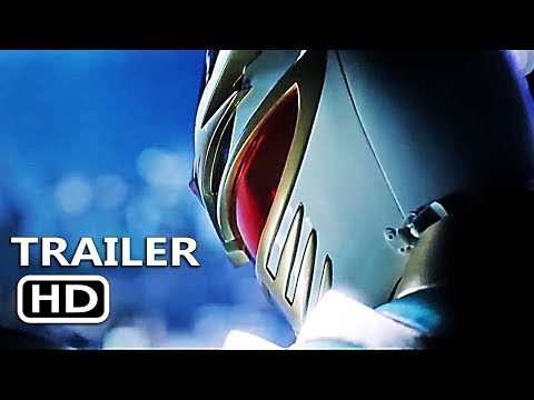 POWER RANGERS SHATTERED GRID  Trailer 2018