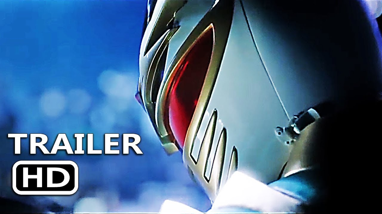 Download POWER RANGERS SHATTERED GRID Official Trailer (2018)
