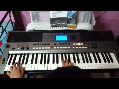 Unakkenna venum sollu song keyboard notes and chords