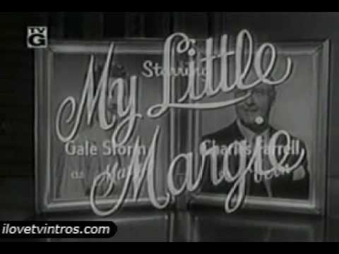 My Little Margie Intro