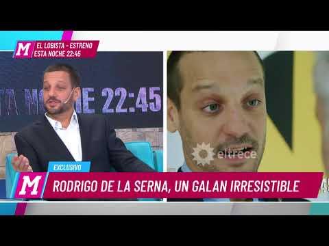 Rodrigo de la Serna contó algunos secretos de