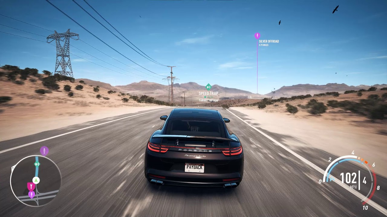 how to drive anywhere in need for speed payback