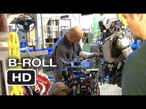 Elysium Complete B-Roll (2013) - Matt Damon Sci-Fi Movie HD