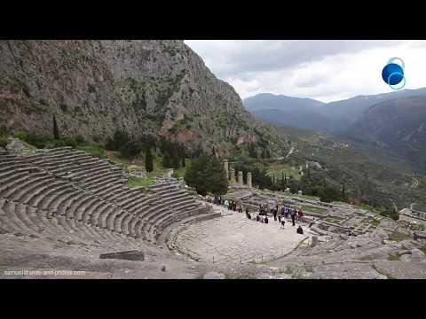 Greek Theatres, Delphi Theatre