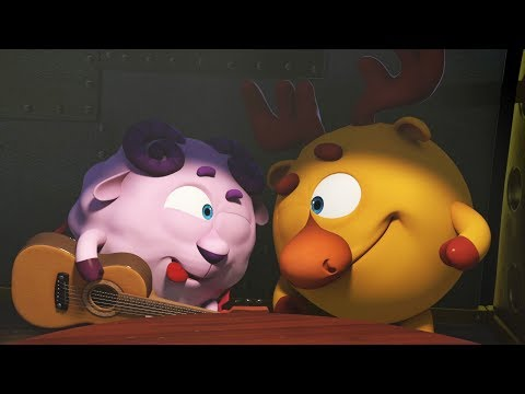 Рога и копыта мультфильм смотреть бесплатно в хорошем качестве серии