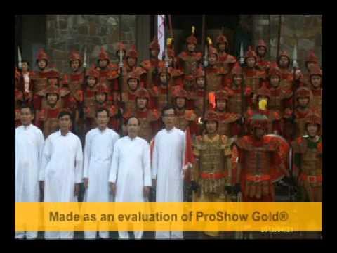 MUNG DAI LE PHUC SINH TAI GX KE SAT T4 2011