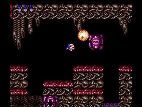 Super Contra 2 for NES (2/2)
