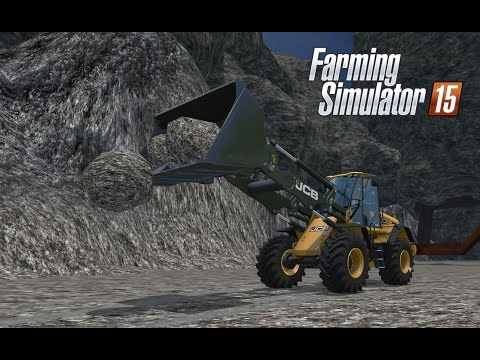Farming Simulator 15 - PV Rivers #4 - Bustin Stones
