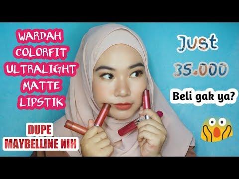 wardah-colorfit-ultralight-matte-lipstik-||-review-lengkap