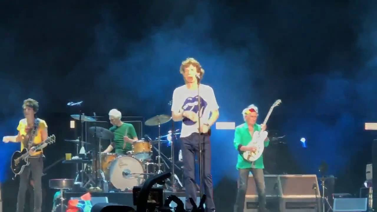 The Rolling Stones Ride Em On Down Live Desert Trip Indio Ca October 7 2016 You