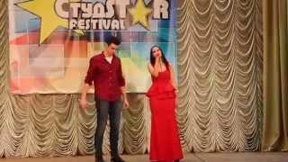 Тимати feat. Kristina Si - Посмотри  Cover Denis & Natasha