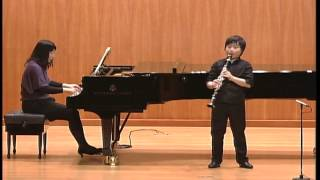 W.A.Mozart Clarinet Concerto K.622 1st Mov 김진균