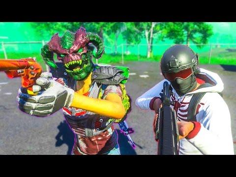 H1Z1 KotK! ►H1Z1 King of the Kill Gameplay◄ H1Z1 King of the Kill Duos & Fives PC Gameplay