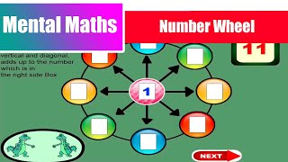 Number Wheel Mental Maths Vol-2 | Mental Maths Tricks for Fast Calculation | Maths Activity