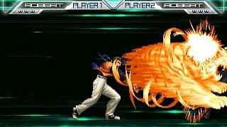 CÓMO HACER EL INFINITO DE ROBERT 100% EN THE KING OF FIGHTER 2002 HACK