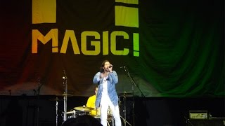 Magic! - Sunday Funday *NEW SONG* (Birmingham 31-05-2015)