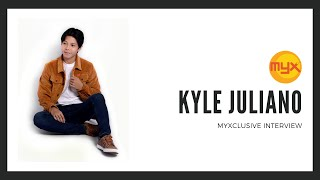 Kyle Juliano on MYXclusive