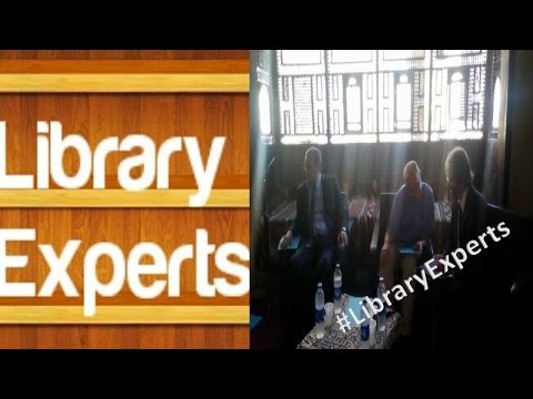 #LibraryExpetrs : Foreign Libraries in Egypt