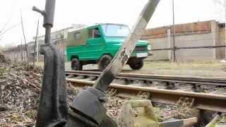 Тест-драйв  ЛуАЗ 969М