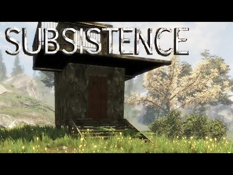 Subsistence - Taking Down a Hunter Base! 3v1 Battle, Update