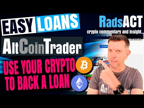 #CryptoLoans AltCoinTrader launches Easy Loans