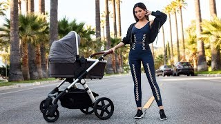 NEW MOM MEAL & FITNESS ROUTINE!! How I'm Losing My Baby Weight | Quick & Easy