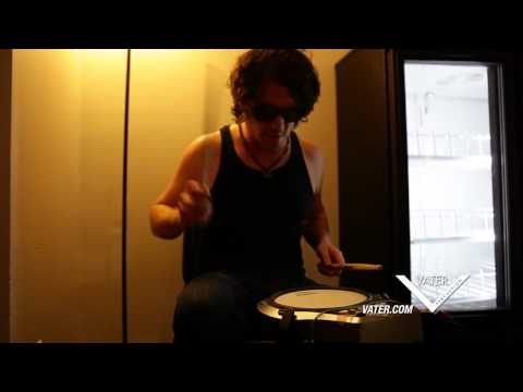 Vater Percussion - Ryan Yerdon Tour Update - Puddle of Mudd